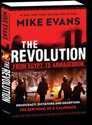 The Revolution by Mike Evans