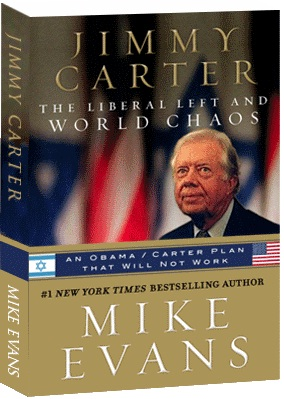 Jimmy carter by mike evans