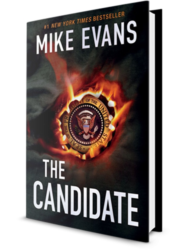 The Candidate by Mike Evans